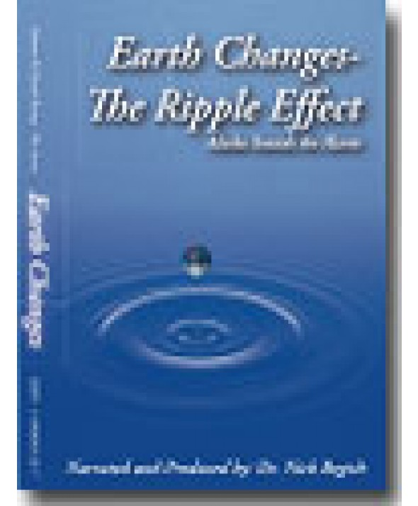 Earth Changes - Ripple Effect: Alaska Sounds the Alarm DVD