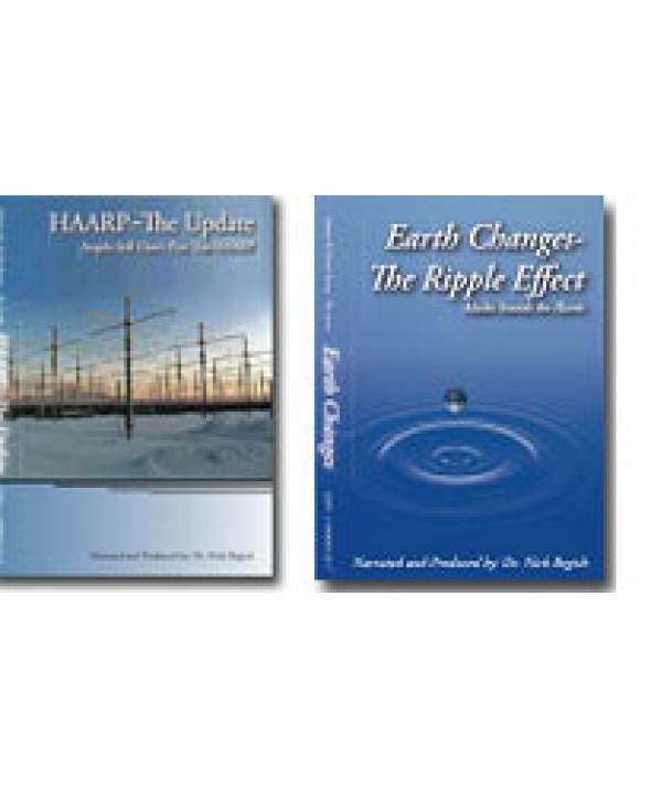 Special Offer HAARP DVD and Earth Changes DVD