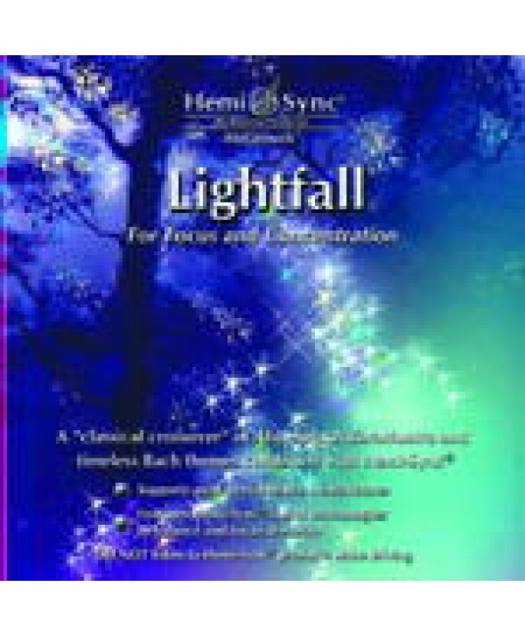 Lightfall For Focus and Concentration CD