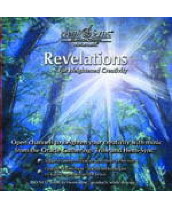 Revelations For Heightened Creativity CD