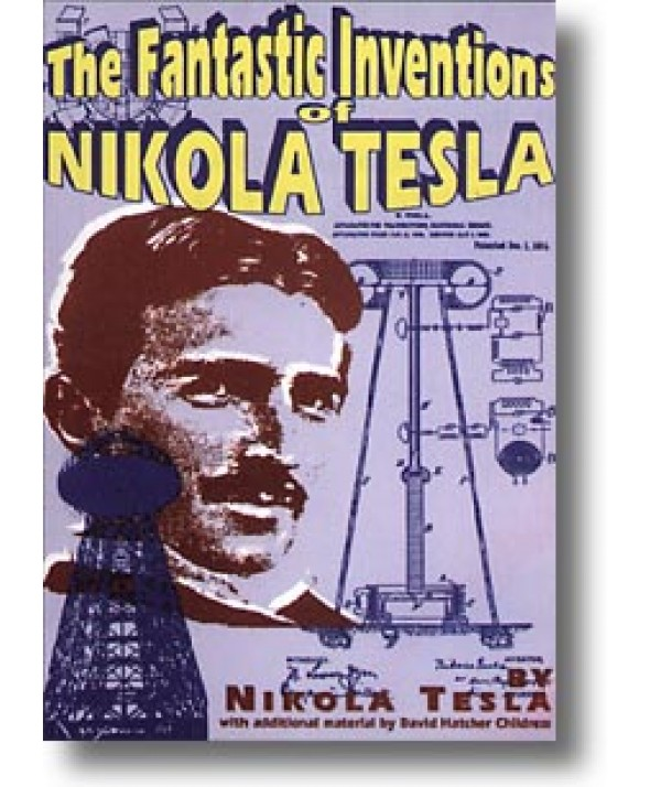BOOK The Fantastic Inventions of Nikola Tesla by Nikola Tesla